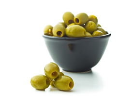 our manzanilla olive